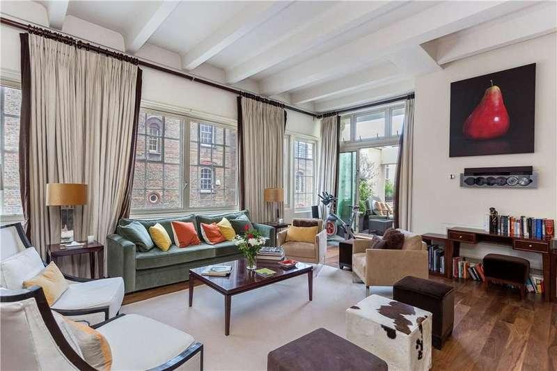 2 Bedrooms Flat for sale in Macklin Street, Covent Garden, London, WC2B