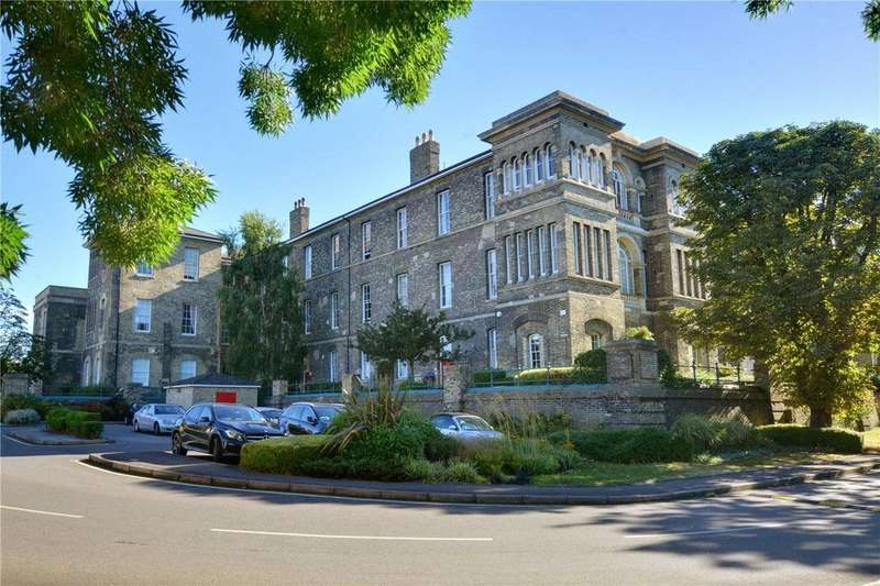 2 Bedrooms Flat for sale in Florence House, Royal Herbert Pavilions, Shooters Hill, London, SE18