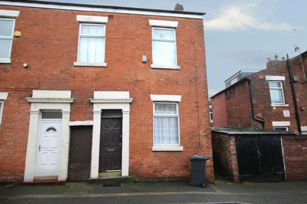 3 Bedrooms Property for sale in Clitheroe Street, Preston, Lancashire, PR1 4BP