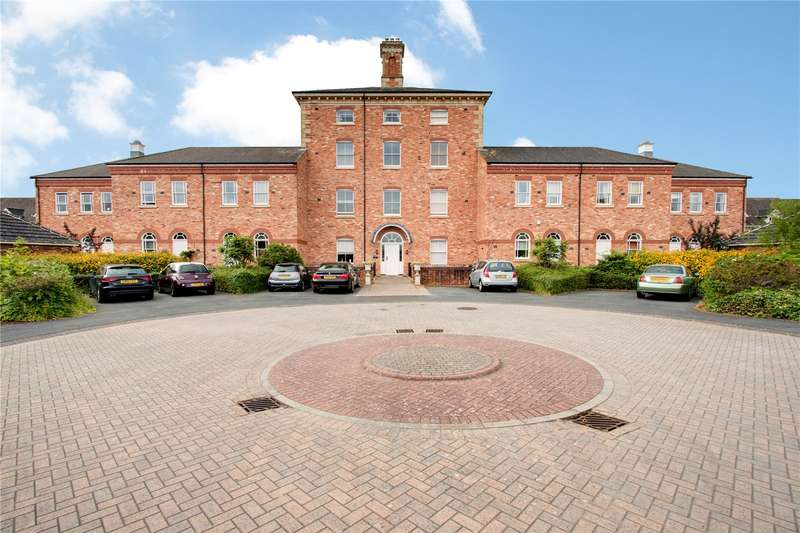 2 Bedrooms Flat for sale in Harrison Close Powick Worcester WR2