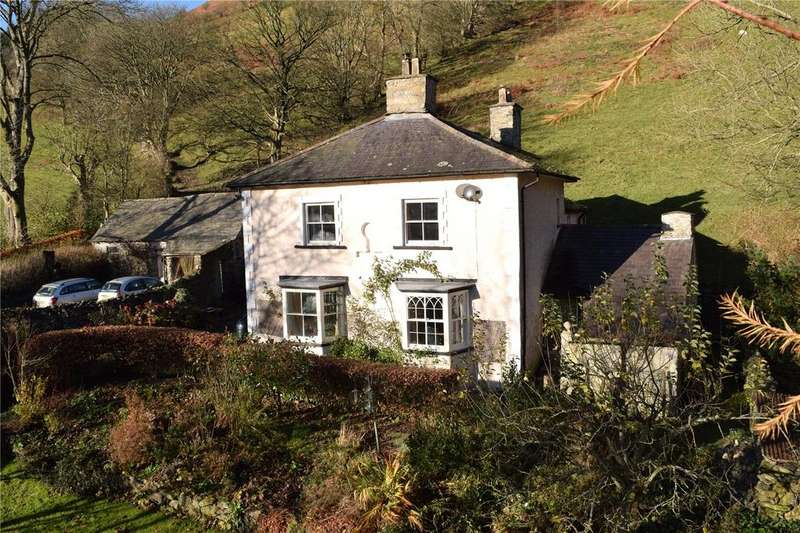 3 Bedrooms Detached House for sale in Hirnant, Penybontfawr, Oswestry, Powys