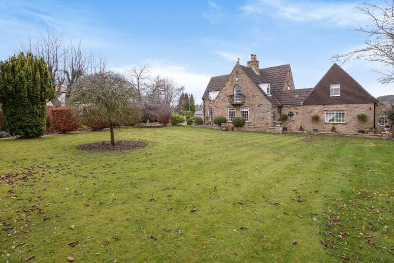 5 Bedrooms Cottage House for sale in HAREWOOD ROAD, COLLINGHAM, WETHERBY, LS22 5BZ