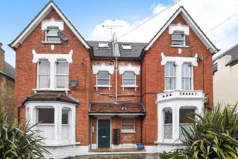 1 Bedroom Flat for sale in Hopton Road, Streatham