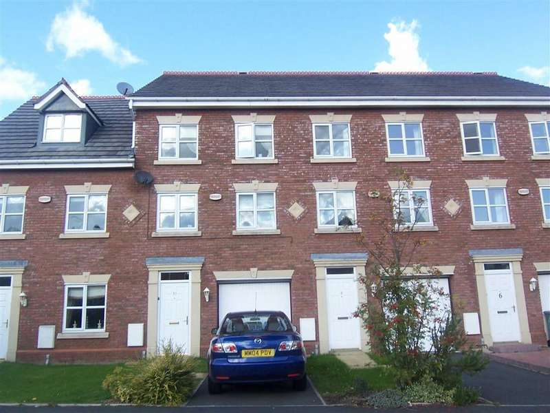3 Bedrooms Town House for sale in Ruskin Drive, Sale, M33