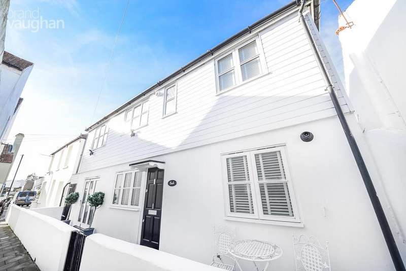 3 Bedrooms Link Detached House for sale in Camden Terrace, Brighton, BN1