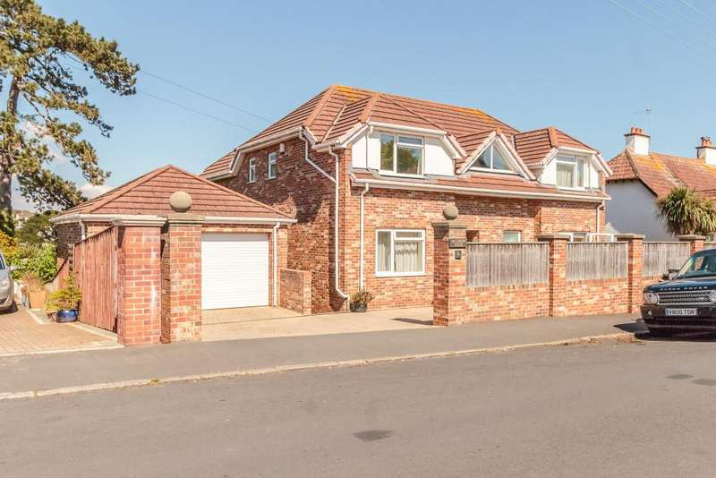 5 Bedrooms Detached House for sale in Dawlish, EX7 9EB
