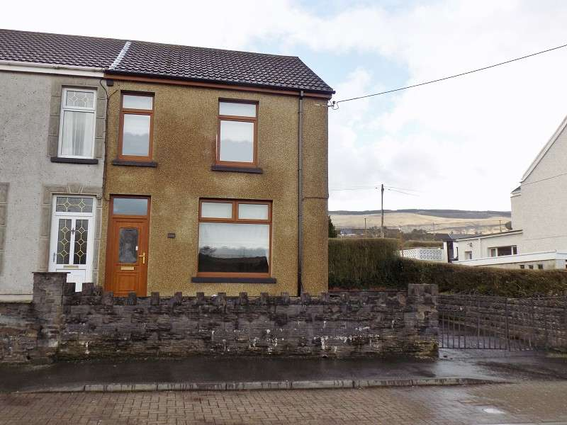 3 Bedrooms Semi Detached House for sale in Martyns Avenue, Seven Sisters, Neath, Neath Port Talbot. SA10 9DR