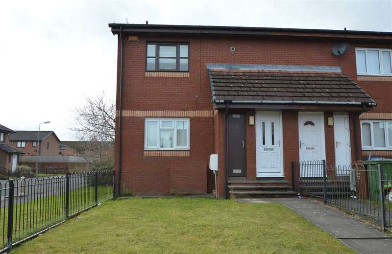 1 Bedroom Apartment Flat for sale in Dunskaith Street, Easterhouse, Rarely available 1 bed upper flat with own main door entrance