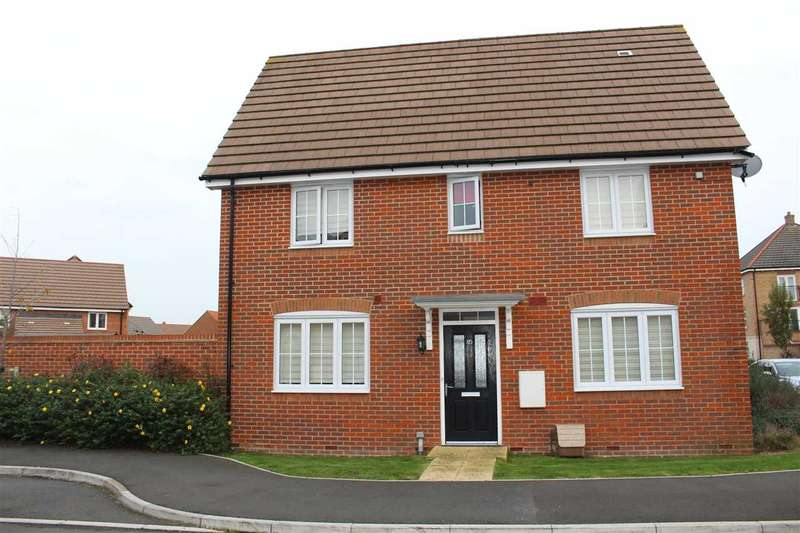 3 Bedrooms Semi Detached House for sale in Culverhouse Road, Swindon