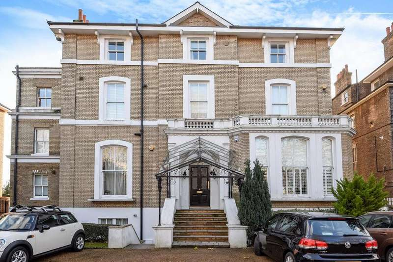 2 Bedrooms Flat for sale in St. Johns Park, Blackheath