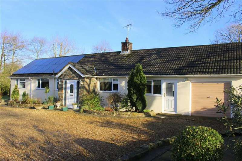 3 Bedrooms Detached Bungalow for sale in Nr Begelly, Kilgetty