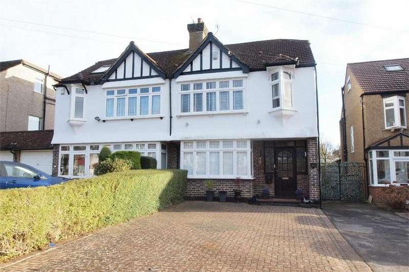 4 Bedrooms Semi Detached House for sale in Goodhart Way, West Wickham, Kent