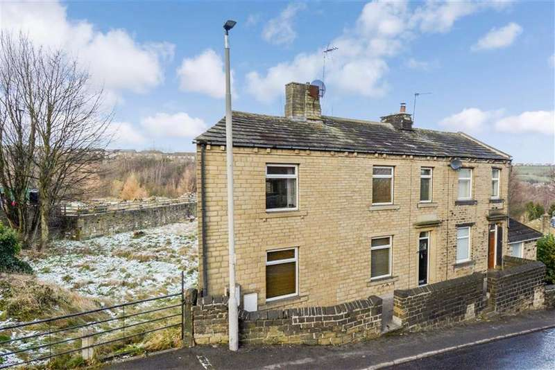 2 Bedrooms Semi Detached House for sale in Birchencliffe Hill Road, Lindley, Huddersfield, HD3
