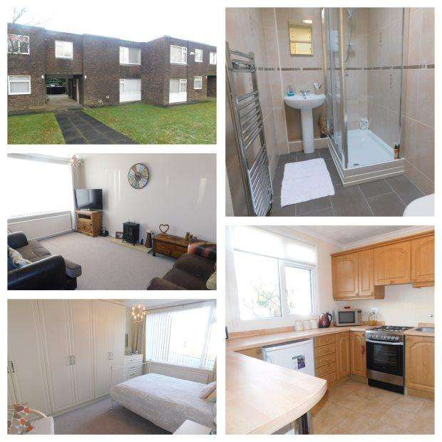 2 Bedrooms Flat for sale in MINSTER COURT, BELMONT, DURHAM CITY