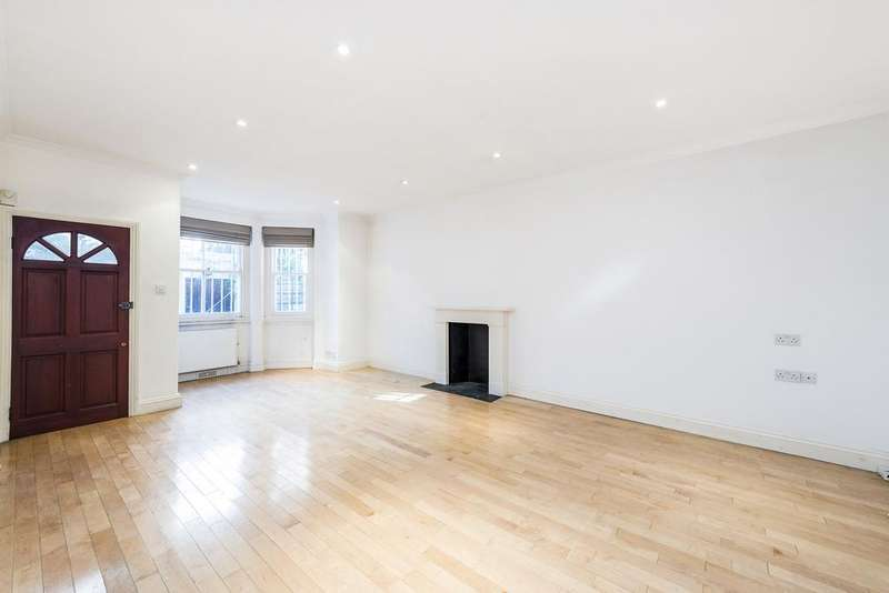 2 Bedrooms Flat for sale in Roland Gardens, South Kensington