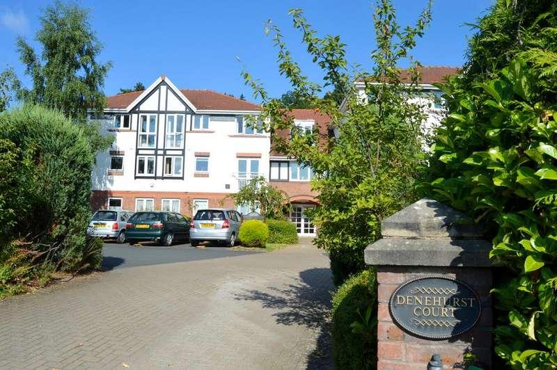 1 Bedroom Apartment Flat for sale in 36 Denehurst Court, Shrewsbury Road, Church Stretton SY6