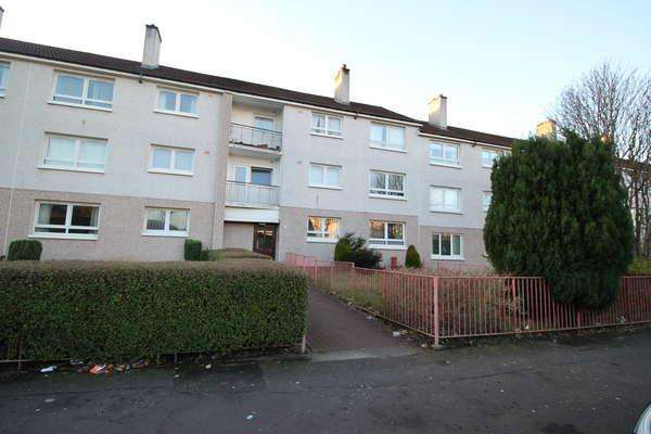 2 Bedrooms Flat for sale in 0/2, 30 Raithburn Avenue, Glasgow, G45 9RL