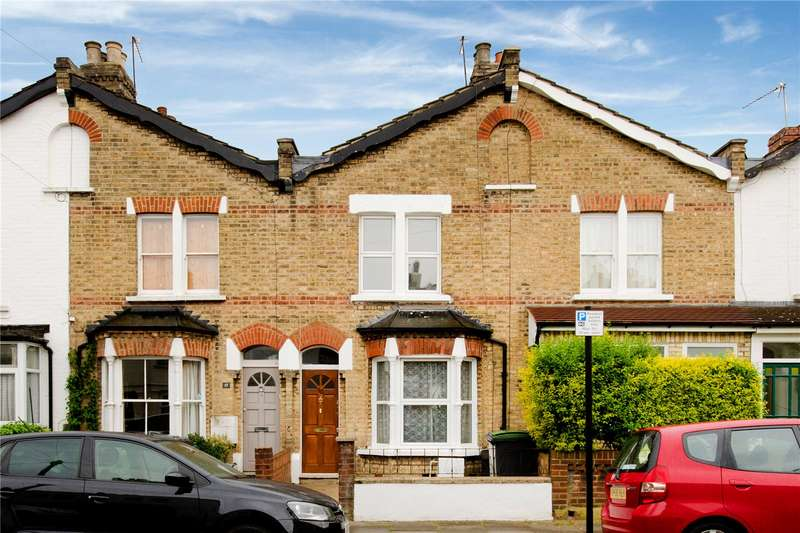 2 Bedrooms Terraced House for sale in Eleanor Road, Bounds Green, N11