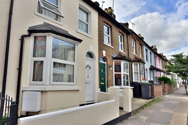 2 Bedrooms End Of Terrace House for sale in Cumberland Road, Wood Greem, N22