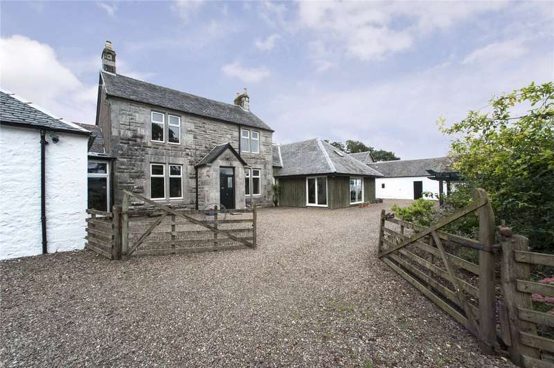 5 Bedrooms Detached House for sale in Ryelands Farm, By Strathaven, South Lanarkshire, ML10