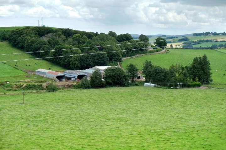 3 Bedrooms Farm Commercial for sale in Cairnhill Farm, Huntly, Aberdeenshire, AB54