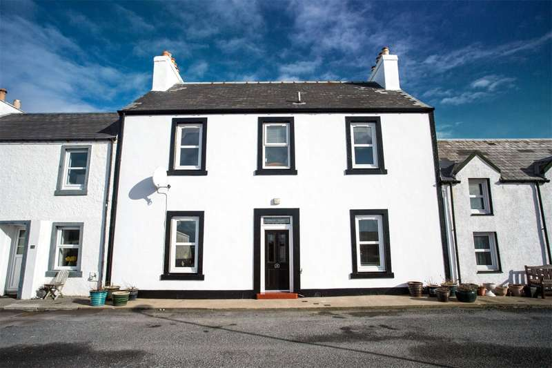 4 Bedrooms Terraced House for sale in Orsay House, 8 Queen Street, Portnahaven, Isle of Islay, Argyll and Bute, PA47