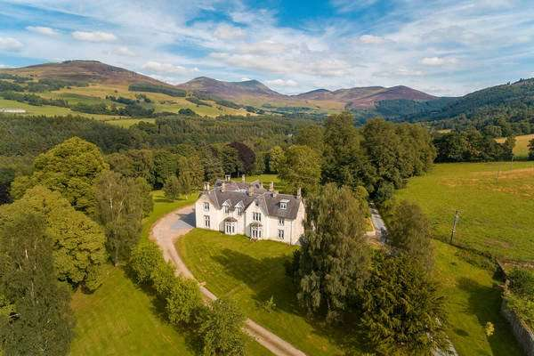 7 Bedrooms Detached House for sale in Strathgarry House, Killiecrankie, Pitlochry, Perthshire, PH16