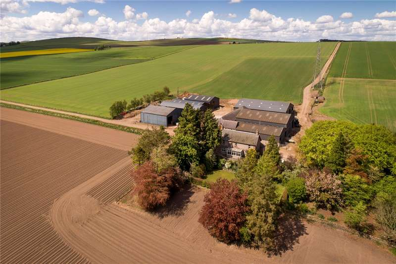 3 Bedrooms Farm Commercial for sale in West Denside Farm, Monikie, Broughty Ferry, Dundee, Angus, DD5