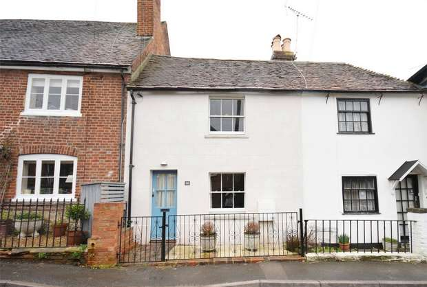 2 Bedrooms Cottage House for sale in 50 Chipstead Lane, SEVENOAKS, Kent