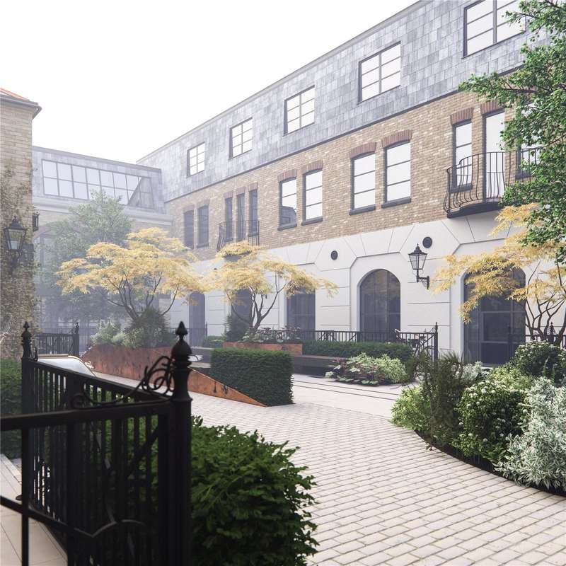 1 Bedroom Flat for sale in The Metal Works, 7 Old Town, Clapham, London, SW4