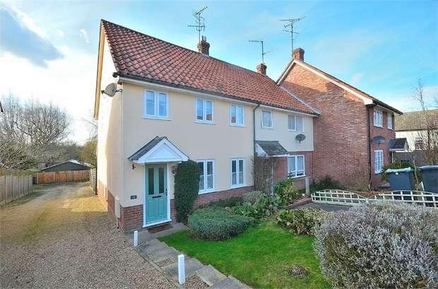 4 Bedrooms Semi Detached House for rent in Great Easton, Dunmow, Essex