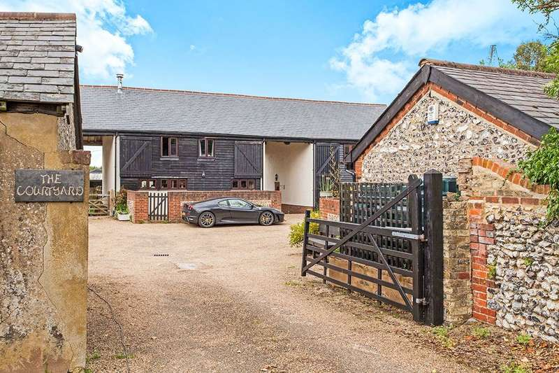 3 Bedrooms Semi Detached House for sale in Hodsoll Street, Sevenoaks, TN15