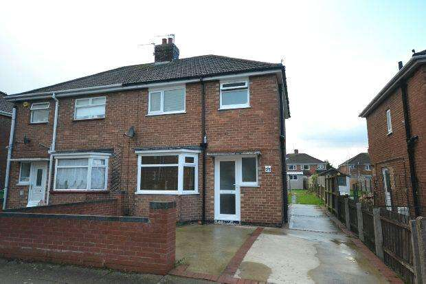 3 Bedrooms Semi Detached House for sale in Brocklesby Place, Grimsby