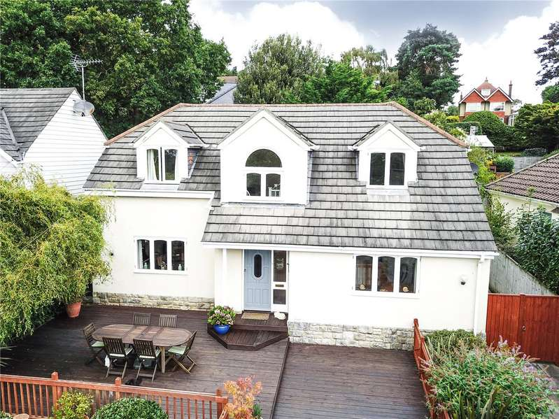 4 Bedrooms Detached House for sale in Munster Road, Lower Parkstone, Poole, Dorset, BH14