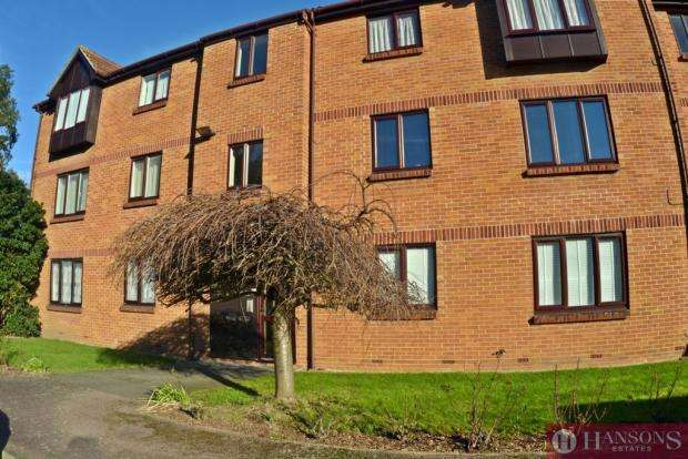 1 Bedroom Flat for sale in Spring Close, Dagenham, RM8