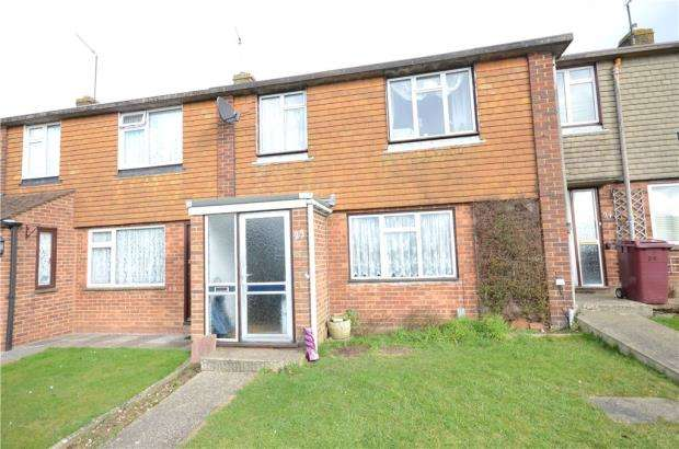 3 Bedrooms Terraced House for sale in Margaret Close, Reading, Berkshire