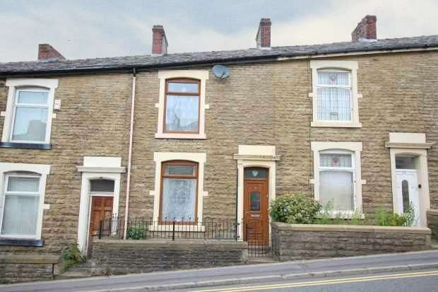 2 Bedrooms Terraced House for sale in Hollins Grove Street, Darwen, Lancashire, BB3 1HG