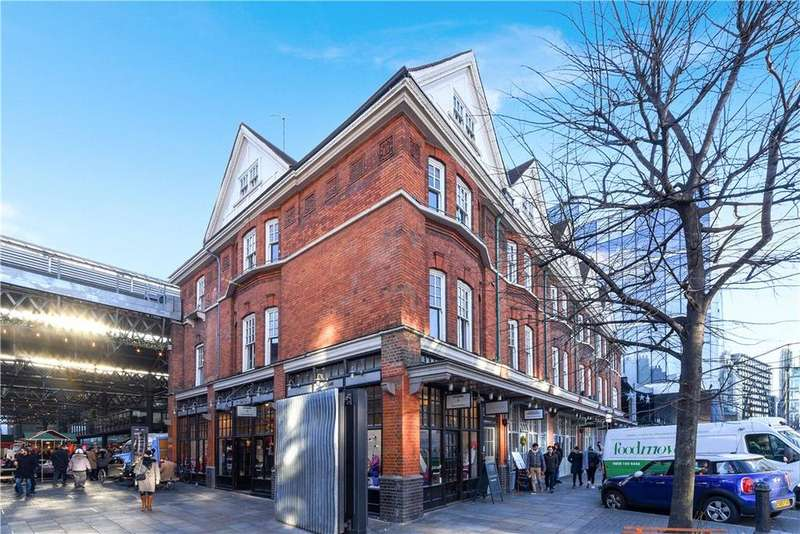 2 Bedrooms Flat for sale in Lamb Street, Spitalfields, London, E1