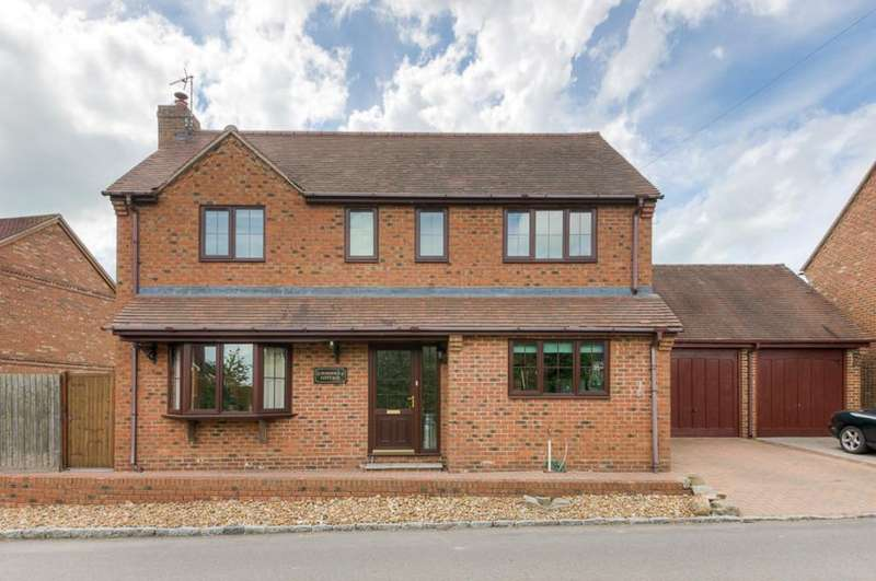 3 Bedrooms Detached House for rent in Charndon, Bicester