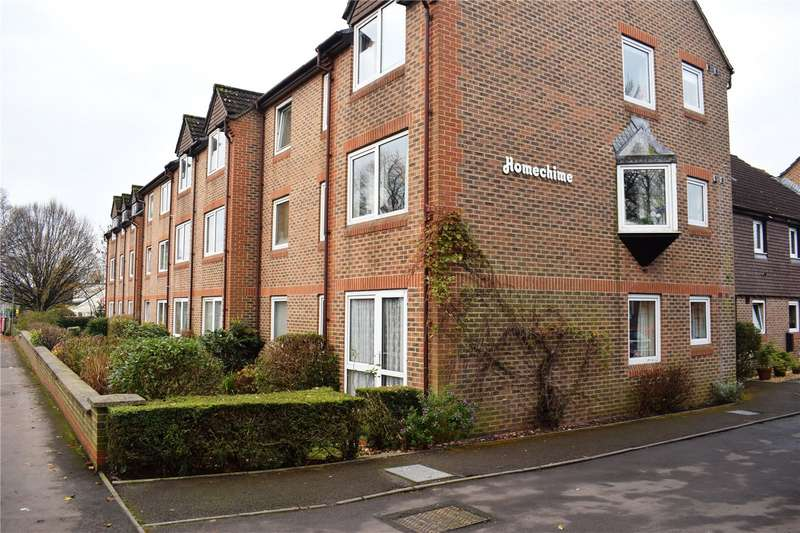 1 Bedroom Retirement Property for sale in Homechime House, Priory Road, Wells, Somerset, BA5