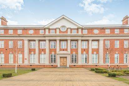 2 Bedrooms Flat for sale in Shorts Building, 65 Beauvais Square, Bedford, Bedfordshire