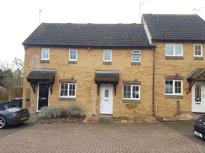 1 Bedroom Terraced House for sale in Chennells Close, Hitchin, Hertfordshire