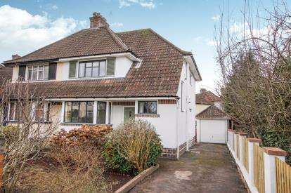 3 Bedrooms Semi Detached House for sale in Cleeve Hill, Downend, Bristol