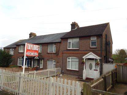 3 Bedrooms End Of Terrace House for sale in Crawley Green Road, Luton, Bedfordshire