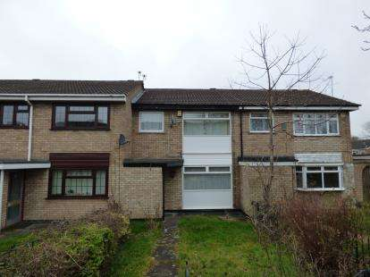 3 Bedrooms Town House for sale in Balisfire Grove, Anstey Heights, Leicester, Leicestershire