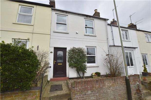 2 Bedrooms Terraced House for sale in Hamilton Street, Charlton Kings, CHELTENHAM, Gloucestershire, GL53