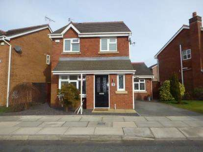 4 Bedrooms Detached House for sale in Chestnut Walk, Melling, Liverpool, Merseyside, L31