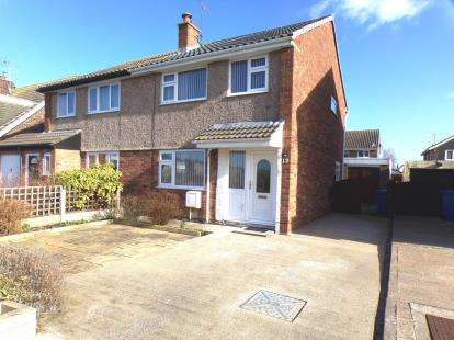 3 Bedrooms Semi Detached House for sale in Windermere Drive, Prestatyn, Denbighshire, LL19