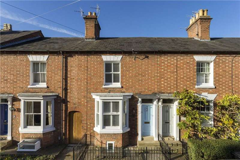 3 Bedrooms Town House for sale in West Street, Old Town, Stratford-Upon-Avon, Warwickshire, CV37