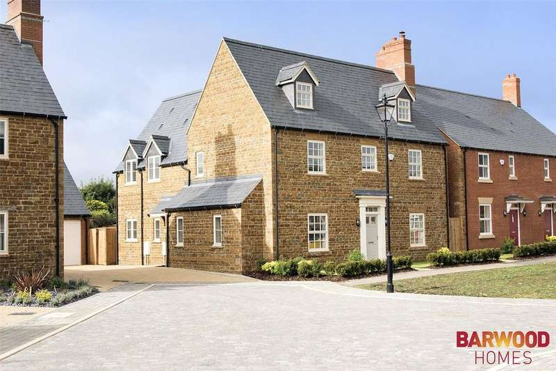 5 Bedrooms Detached House for sale in Plot 31, Little Rushes, Kings Sutton, Banbury, Oxfordshire, OX17